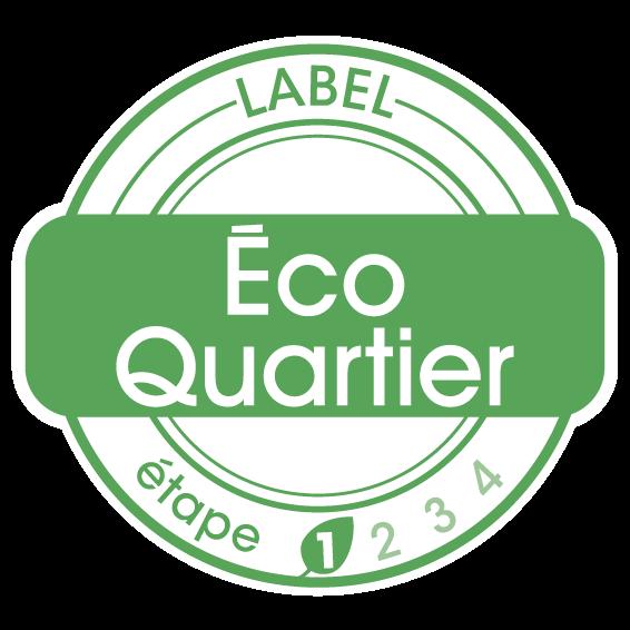 Label Écoquartier - étape 1